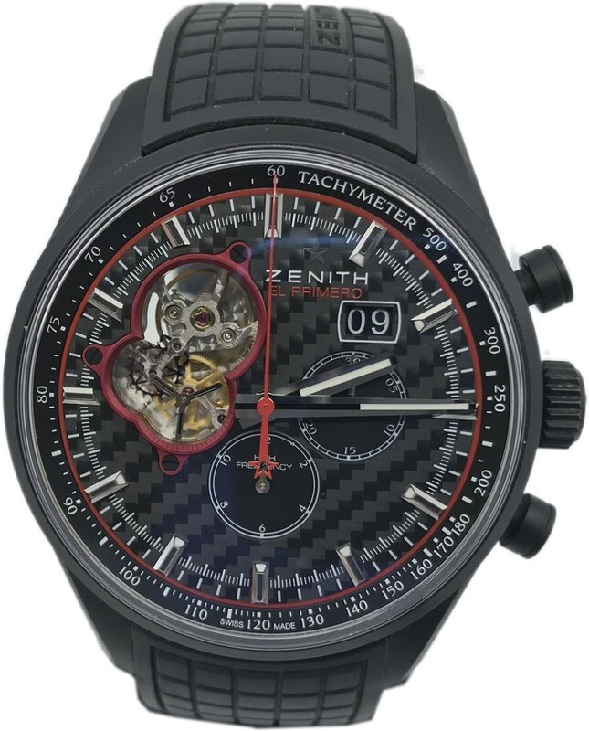 Zenith Chronomaster Bullit Watch 24.2160.4063/28