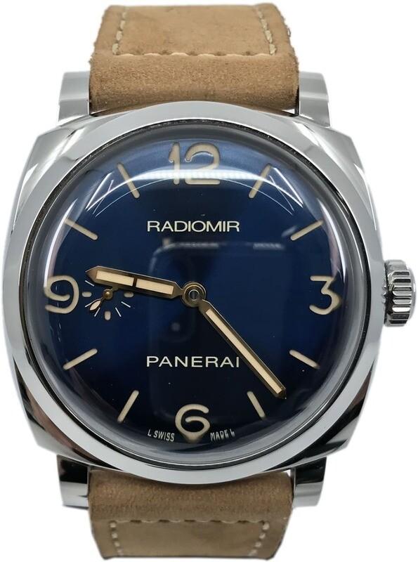 Panerai 690 Radiomir 1940 3-Days PAM00690