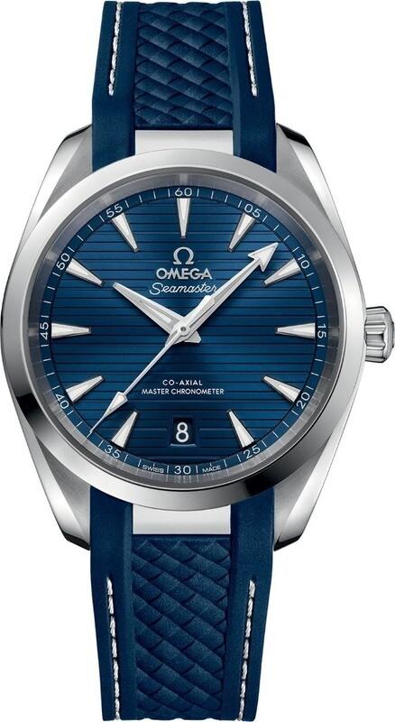 Omega Seamaster Aqua Terra 150m Master Chronometer on Strap