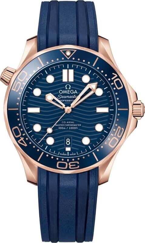 Omega Seamaster Diver 300 Master Chronometer 42mm