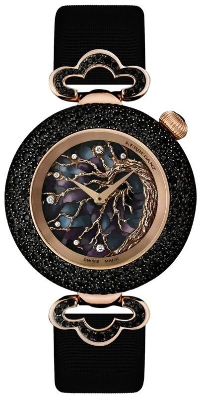 Kerbedanz Tree of Life Black Edition