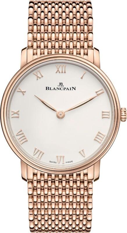 Blancpain Villeret Ultraplate 6605-3642-MMB