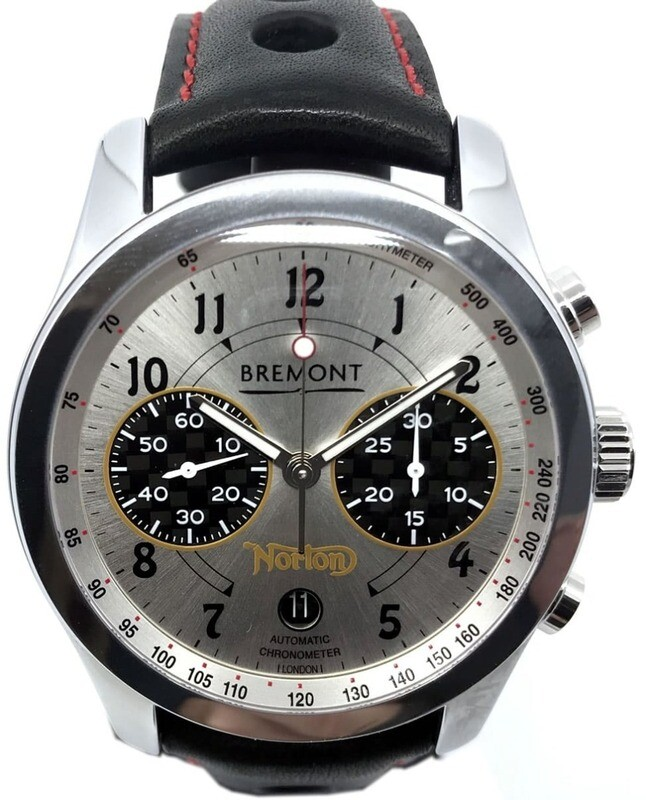 Bremont Norton V4/RR Limited Edition