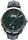 Maurice Lacroix Pontos Day Date Green Dial