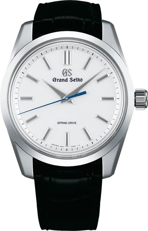 Grand Seiko SBGD201 White Dial Spring Drive