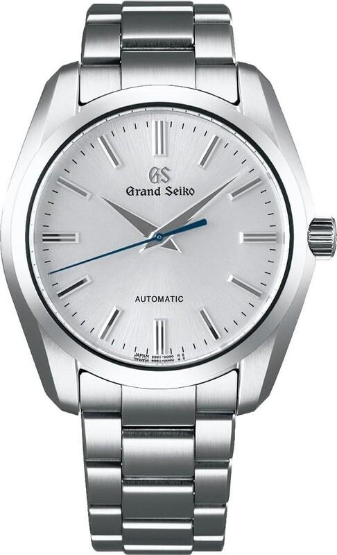 Grand Seiko SBGR299 White Dial