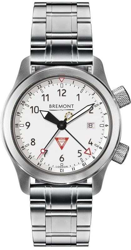 Bremont MBIII 10TH Anniversary on Bracelet