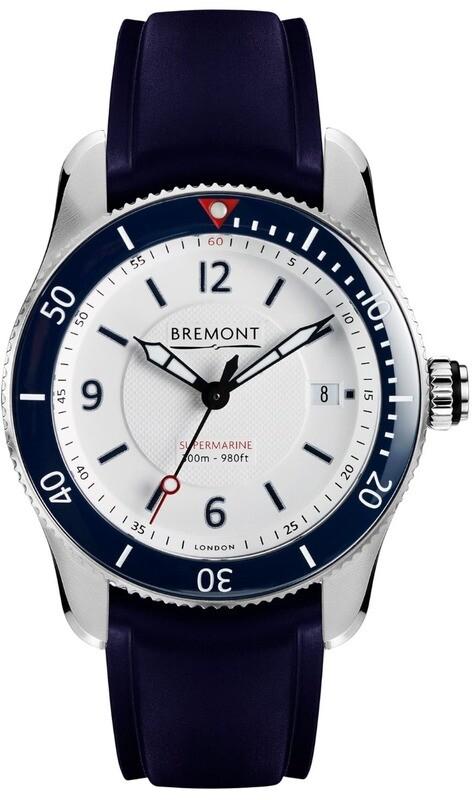 Bremont S300 White