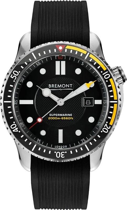 Bremont Supermarine S2000 Yellow