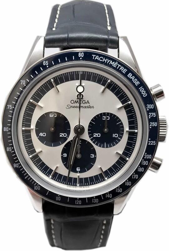 Omega Speedmaster Moonwatch Chronograph CK 2998 311.33.40.30.02.001