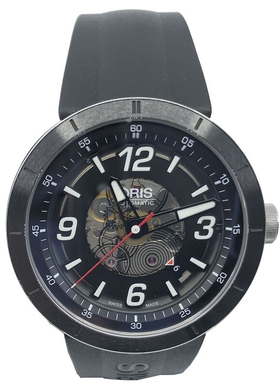 Oris TT1 Engine Date 01 733 7668 4114-07 4 25 06