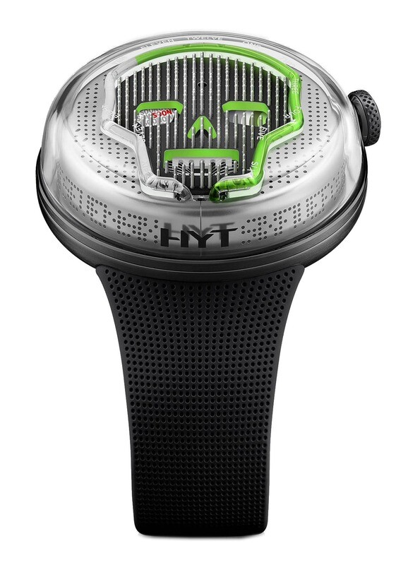 HYT Soonow Green Limited Edition