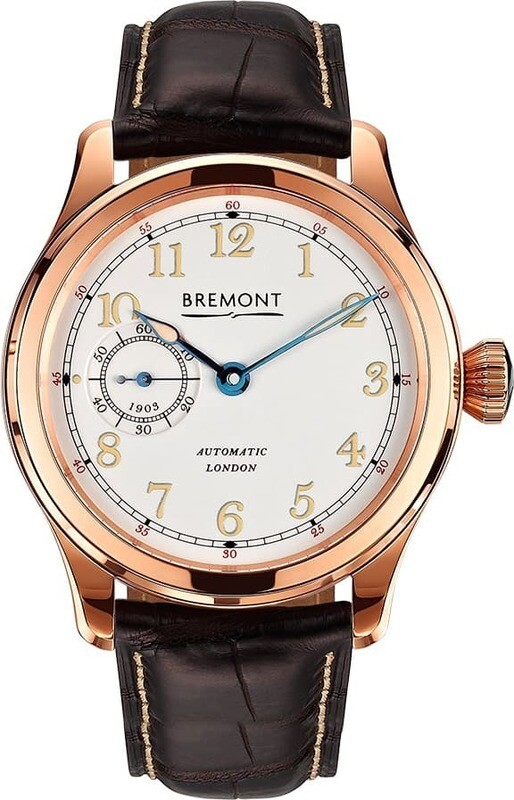 Bremont Wright Flyer Rose Gold WF/RG