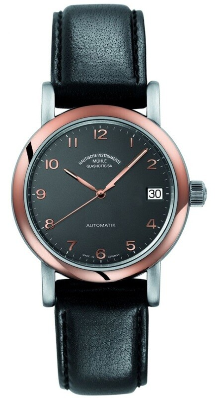Mühle Glashütte Antaria Medium M1-39-87-LB