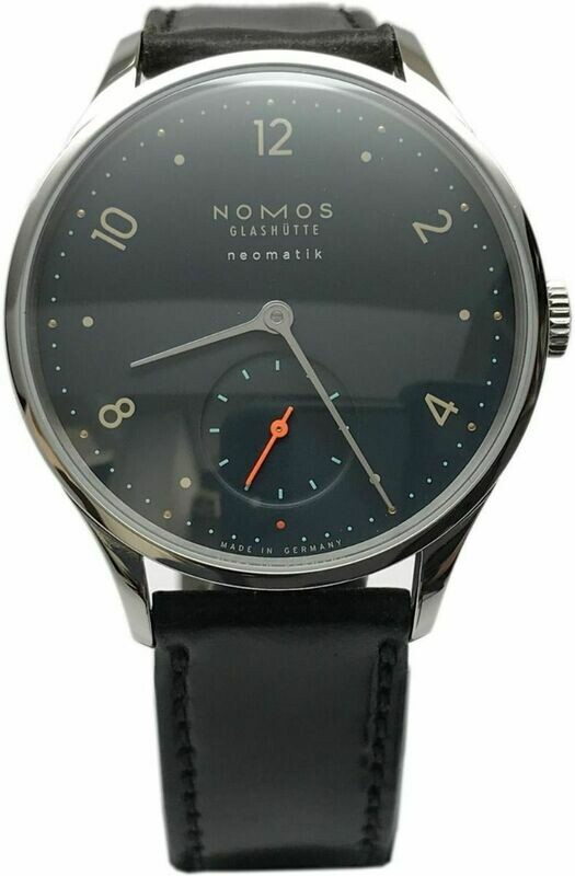 NOMOS Glashütte Minimatik Night Blue 1205