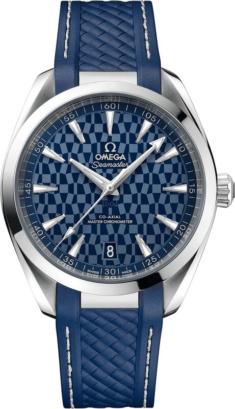Omega Seamaster Aqua Terra Tokyo 2020 Limited Edition