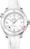 Omega Seamaster Planet Ocean Tokyo White Limited Edition