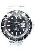 Rare Rolex 126600 Sea-Dweller Mark 1 Dial