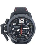 Graham Chronofighter Oversize Superlight TT Isle of Man 2CCBK.B07A