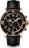 Blancpain Flyback Chronograph Fifty Fathoms Rose Gold 5085F-3630-52