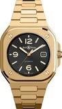 Bell & Ross BR 05 Gold on Bracelet