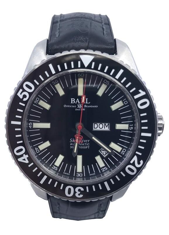 Ball Watch Engineer Master II Skindiver DM2108A-S-BK