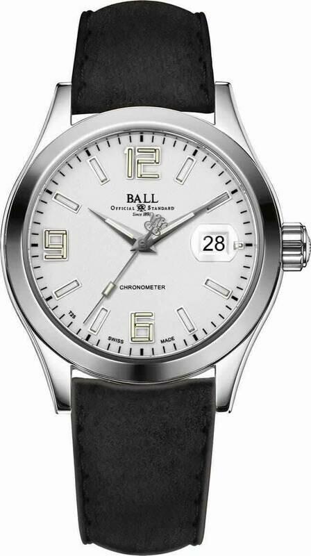 Ball Watch Engineer II Pioneer NM2026C-L4CAJ-SL