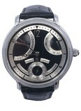 Maurice LaCroix Masterpiece Calendrier Retrograde MP6338-SS001-390