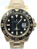 Rolex GMT-Master II 18k Yellow Gold 116718