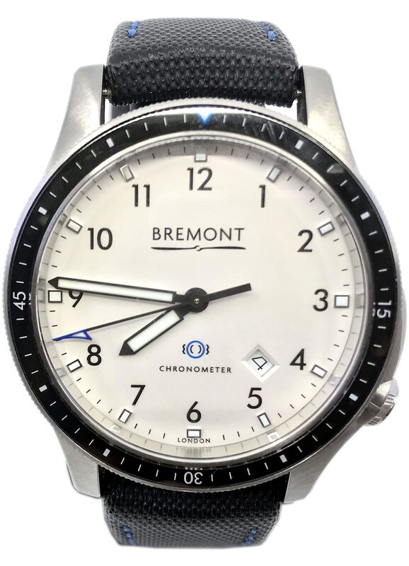 Bremont Boeing Model 1 BB1/SS/WH