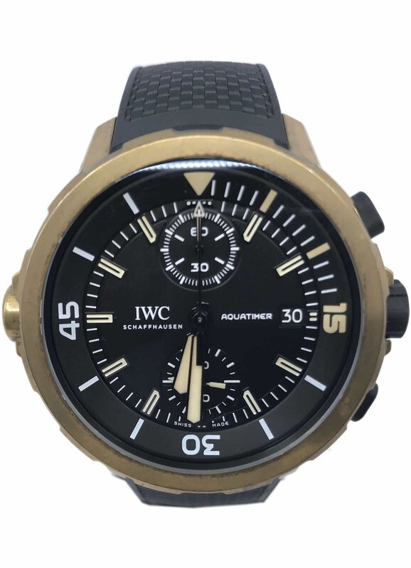 IWC Aquatimer Expedition Charles Darwin IW379503