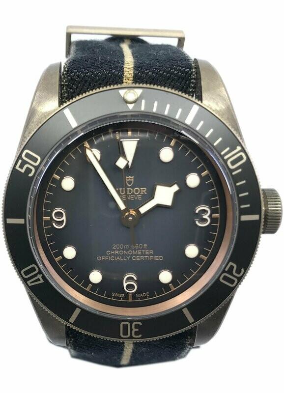 Tudor Heritage Black Bay 79250BA