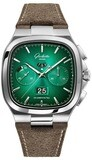Glashütte Original Seventies Chronograph Panorama Date Green Limited Edition