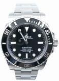 Rolex Submariner 114060 Model 2020