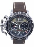 Graham Chronofighter Vintage GMT Green Dial 2CVBC.G01A