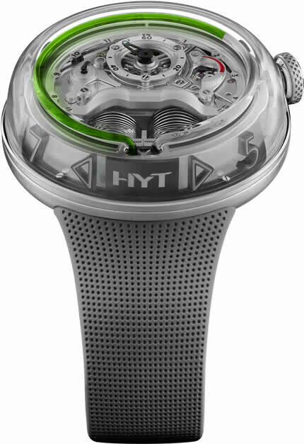 HYT H5 Green