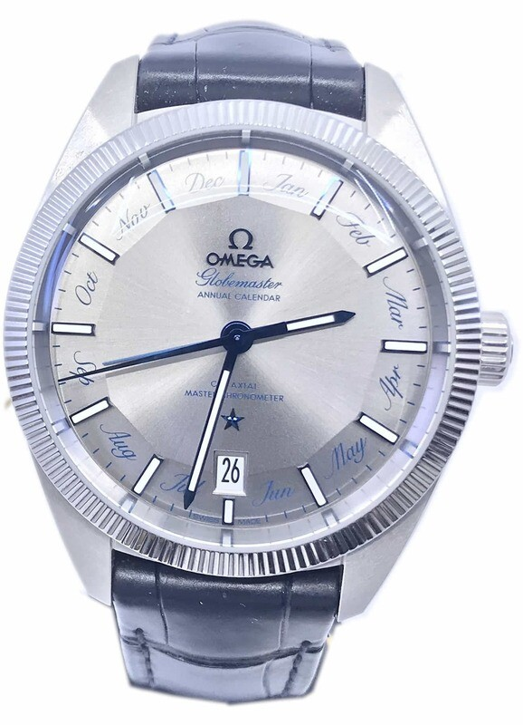 Omega Constellation Globemaster Annual Calendar 130.33.41.22.06.001