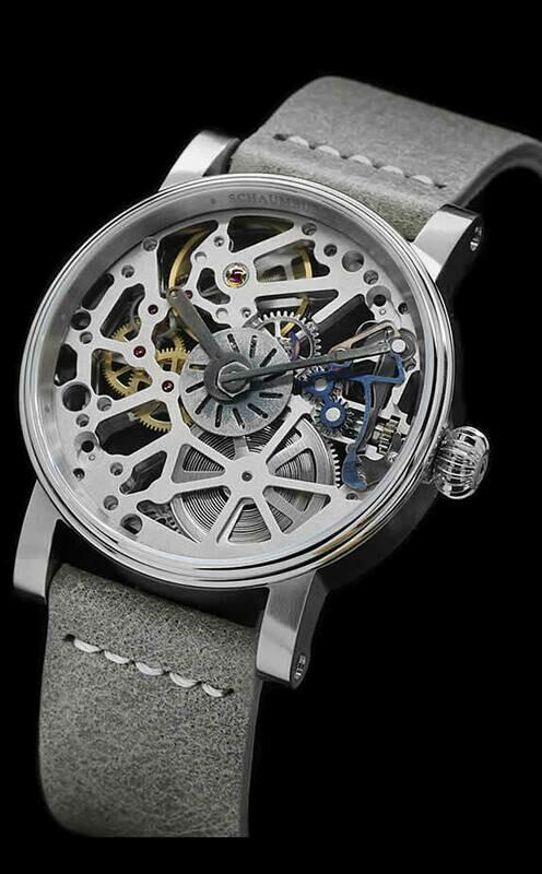 Schaumburg Watch Craftsman