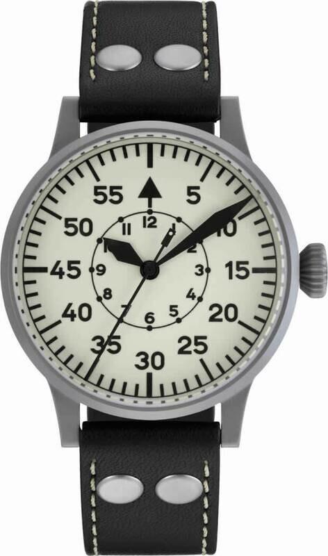 Laco Pilot Watch Wien