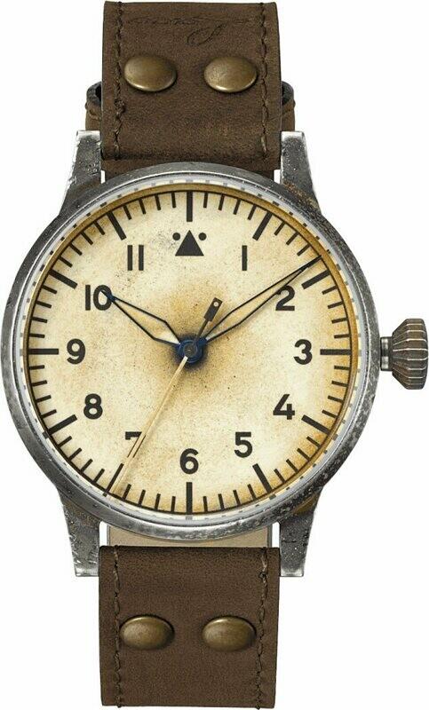 Laco Pilot Watch Original Venedig Erbstüeck