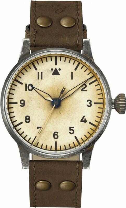 Laco Pilot Watch Original Florenz Erbstüeck