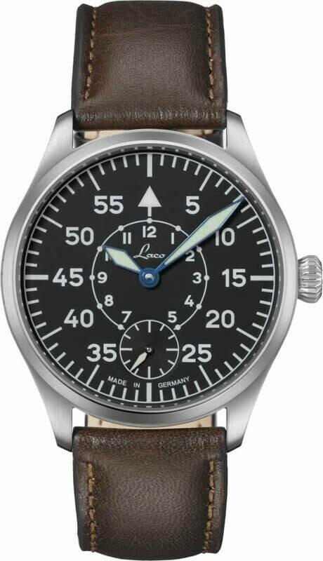Laco Pilot Watches Special Models Wüerzburg
