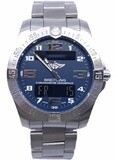 Breitling Aerospace Evo E79363 Blue Dial