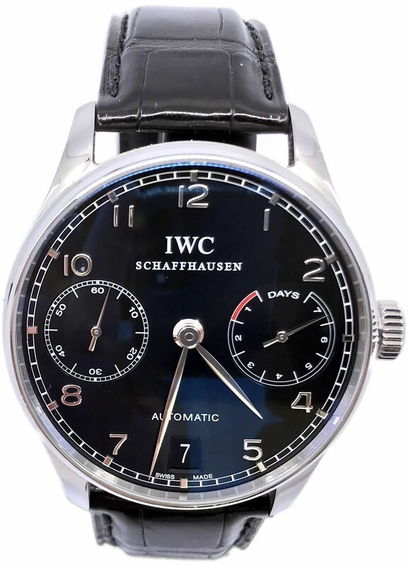 IWC Portuguese 7 Day Automatic IW500109