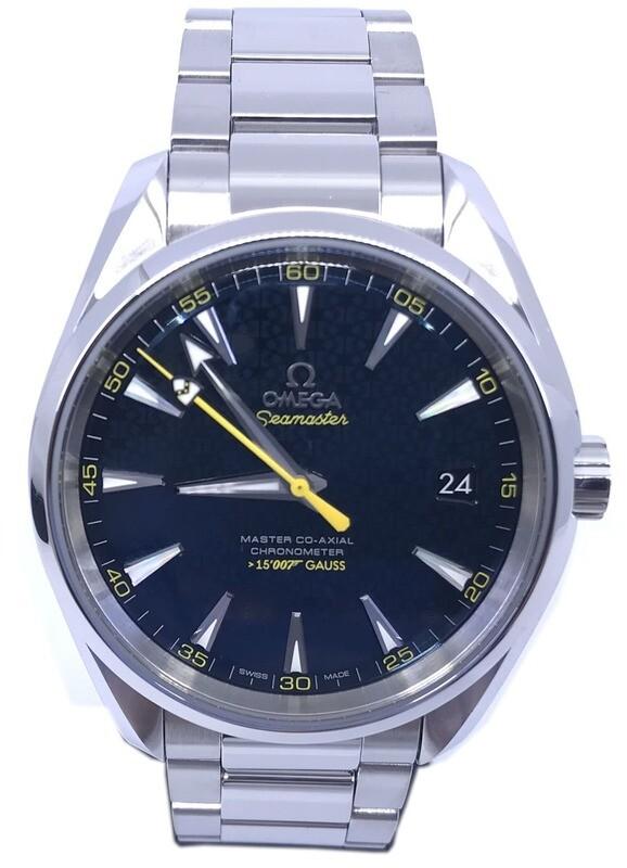 Omega Aqua Terra James Bond Limited Edition 231.10.42.21.03.004