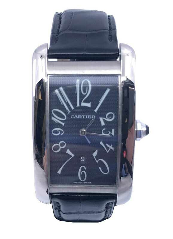 Cartier Tank Automatic 1741