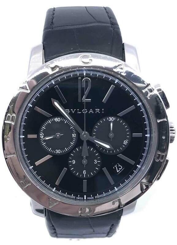 Bulgari Chronograph BB41SCH