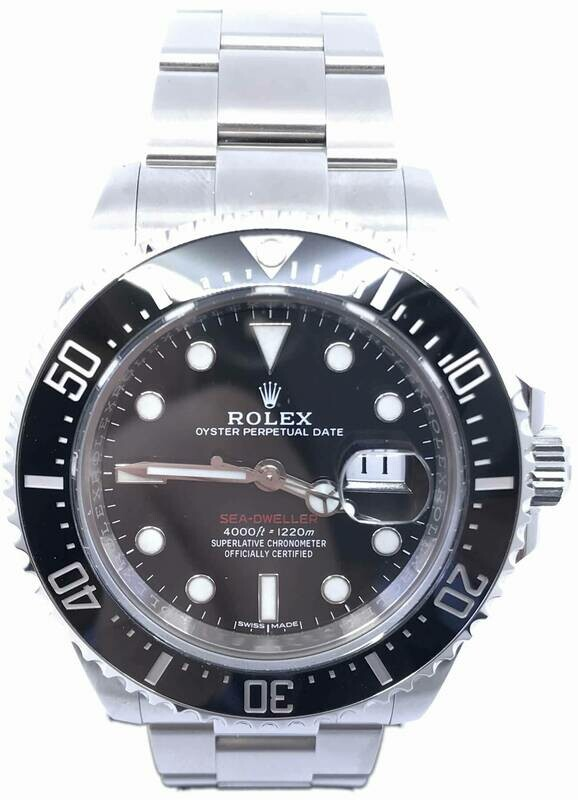 Rolex Red Sea-Dweller 50th Anniversary 126600