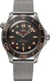 Omega Seamaster Diver 300 007 James Bond Edition on Bracelet