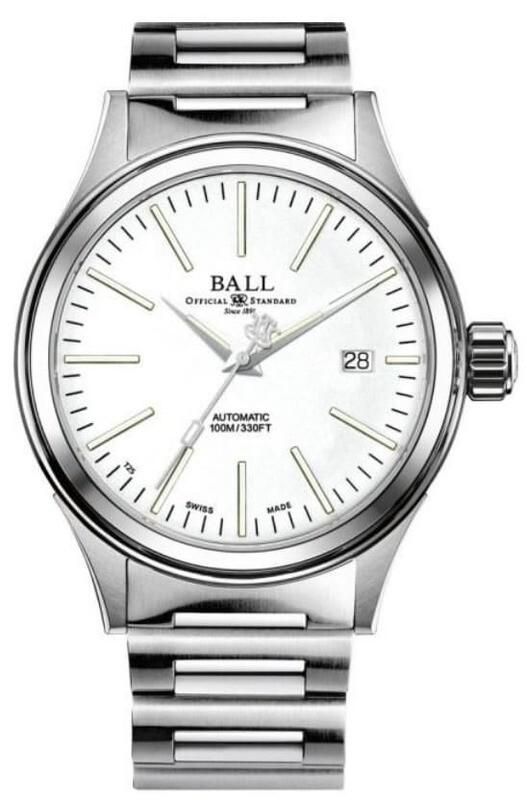 Ball Watch Fireman Enterprise NM2188C-S20J-WH